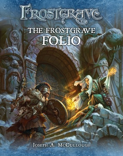 The Frostgrave Folio -  Osprey Publishing