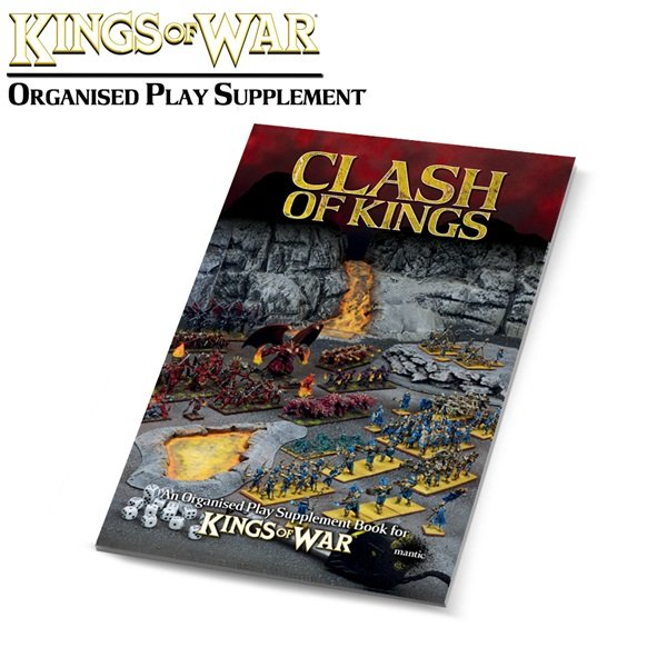 Clash of Kings - Organised Play Supplement