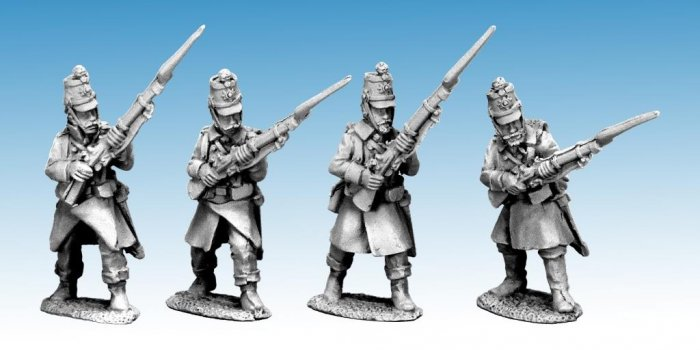 Danish Infantry. 18th Regiment