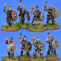 Photo of Salian/Merovingian Frank Warriors (8)  (AAF03 )