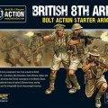 Photo of Bolt Action - British 8th Army Starter Set (402611001)