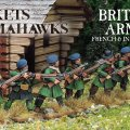 Photo of British Army - French and Indian Wars (MTB01)