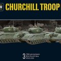 Photo of Churchill Troop (3 plastic tanks) (WG-402011001)