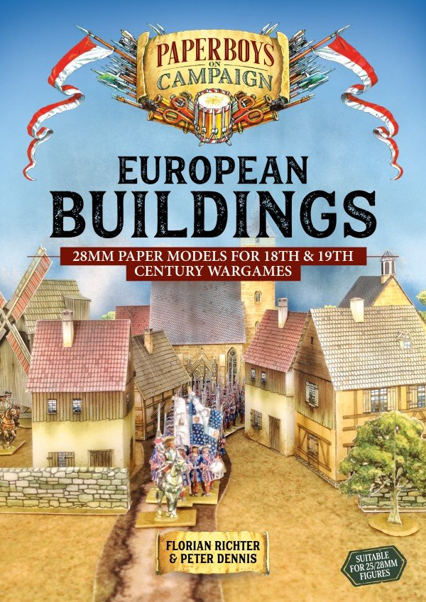 Paperboys on Campaign - European Buildings