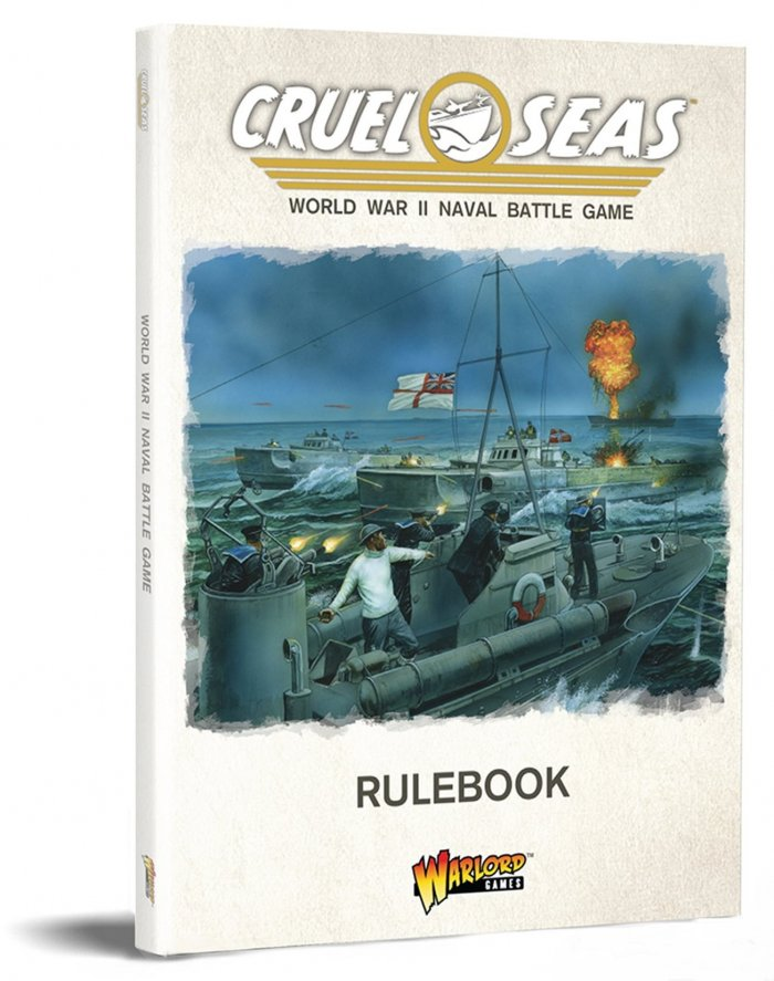 Cruel Seas Rule book