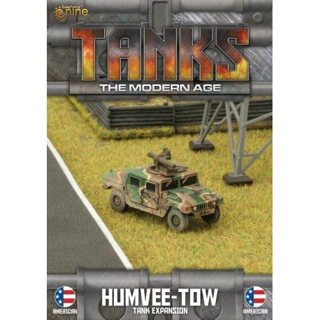 Humvee-Tow Tank Expansion