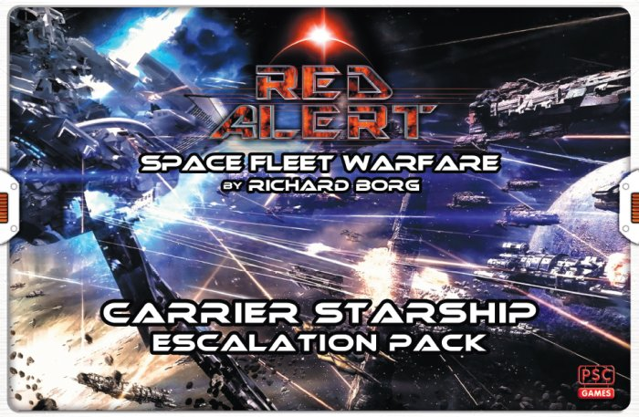 Carrier Starship Escalation Pack