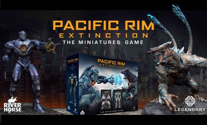 Pacific Rim: Extinction - Starter Set