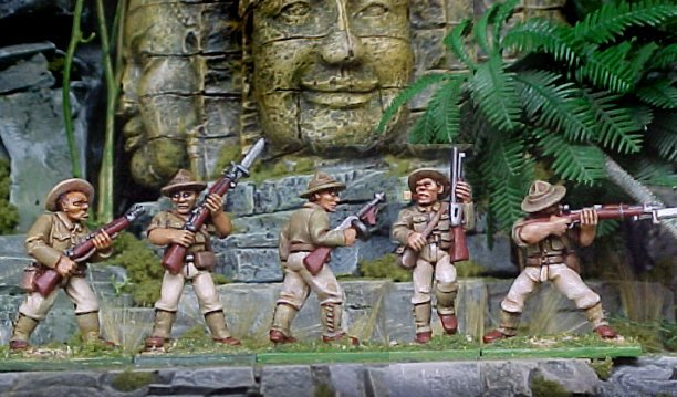 U.S. Marines/Tropical/Montana Hat 2