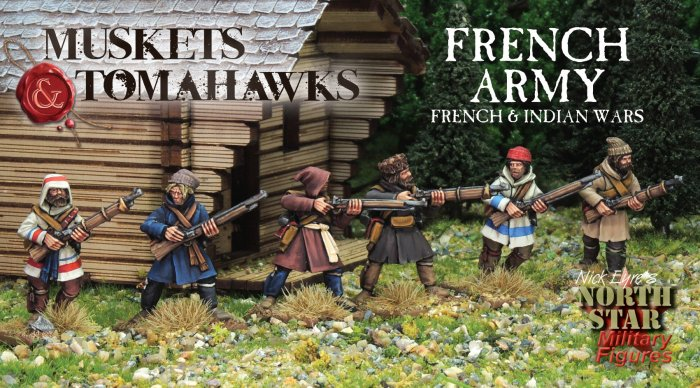 French Army - French and Indian Wars