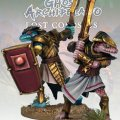 Photo of Snake-man Freebooter & Mercenary (FGA309)
