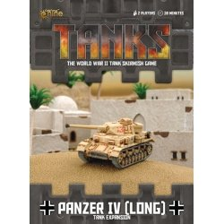 German Panzer IV (Long)