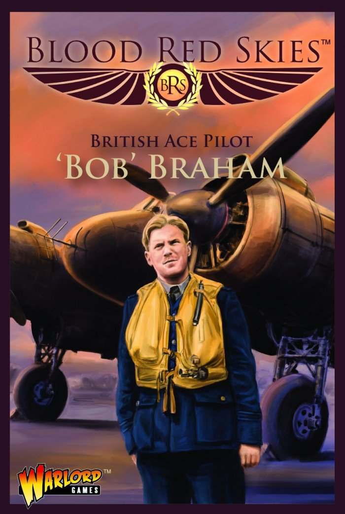 Blood Red Skies Braham Beaufighter Ace