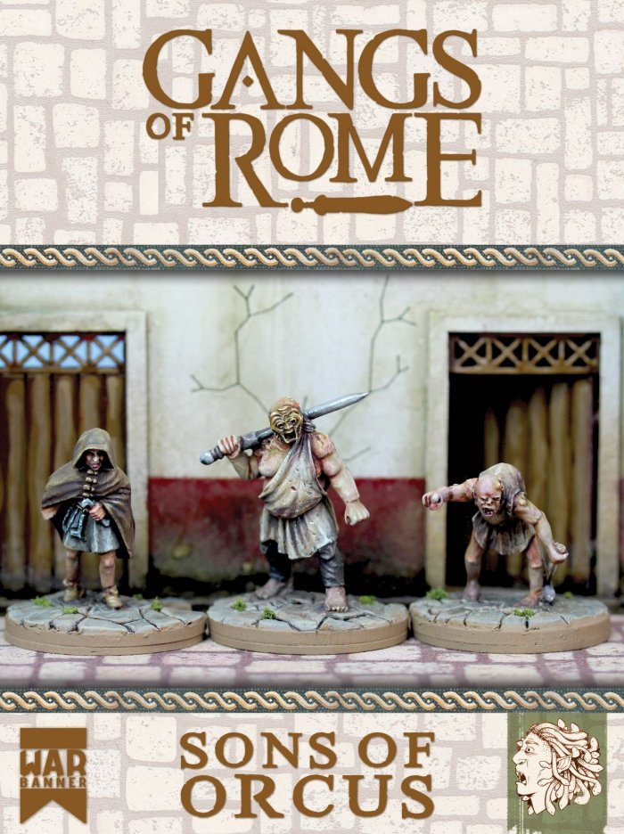Gangs of Rome: The Sons of Orcus