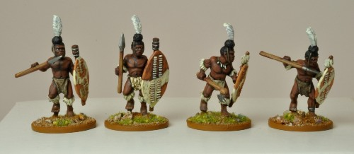 Matabele Warriors (Imbizo Regiment)