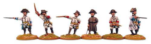 Austria-Hungary, 1796- German officers