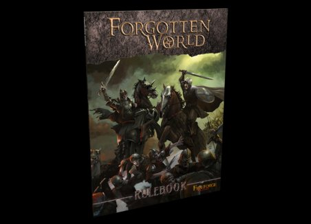 Forgotten World Rulebook