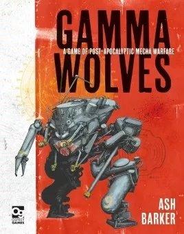 Gamma Wolves -  Osprey Publishing