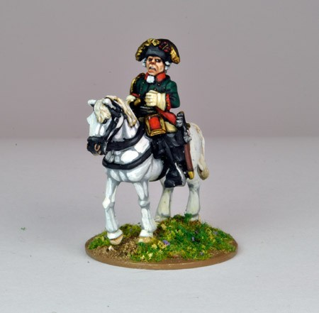 Russian Colonel (Mounted)