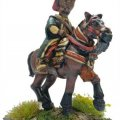 Photo of Mounted Janissary Officer (T-OTT06)