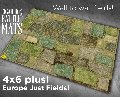Photo of EUROPE JUST FIELDS BATTLE MAT (CBM136)