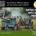 Photo of 15mm British 25pdr & Morris Quad Tractor (WW2G15005)