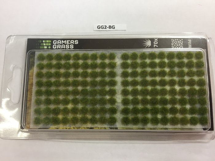 Gamer's Grass Bright Green 2mm