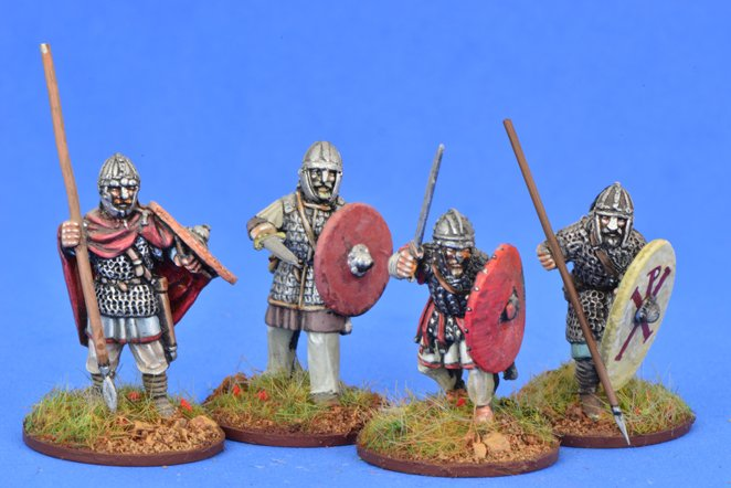 Briton Commanipulares (Hearthguard) Foot