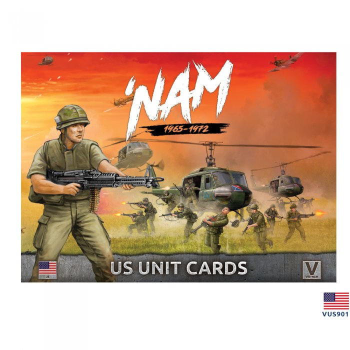 US Unit Cards