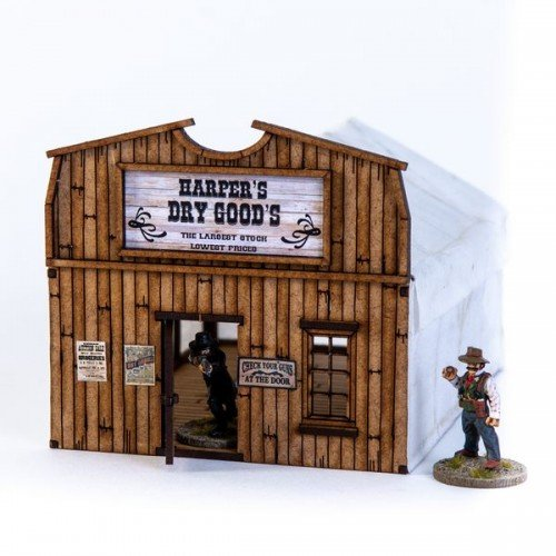 Camp Town Harper's Dry Goods