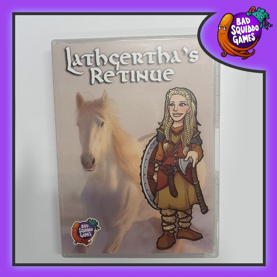 Lathgertha's Retinue