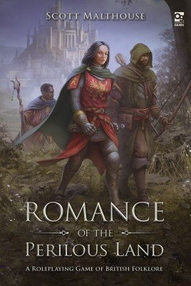 Romance of the Perilous Land -  Osprey Publishing