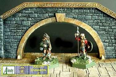 Large Dungeon Archway
