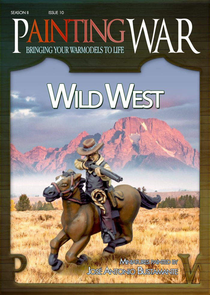 Painting War 10: The Wild West