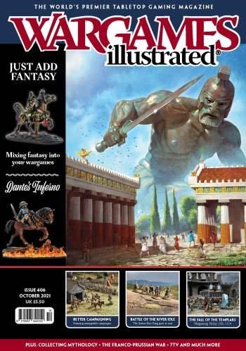 Wargames Illustrated 406 -  Wargames Illustrated