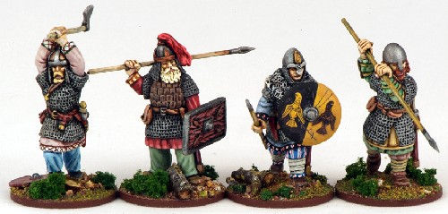 Jomsvikings (Hearthguard)
