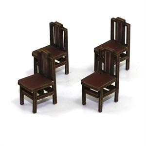 Square Back (B) Chairs