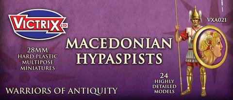 Macedonian Hypaspists