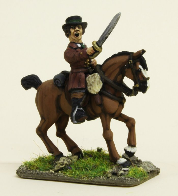 United Irish Cavalry Unit.