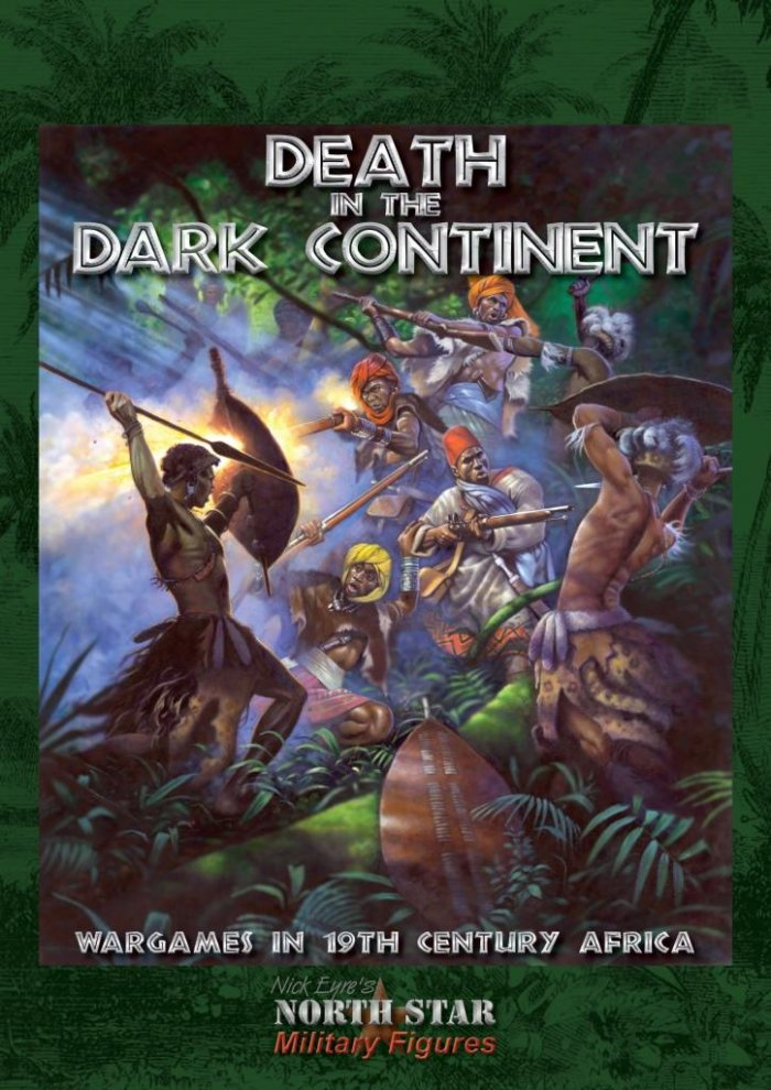 Death in the Dark Continent. (Book and PDFs)