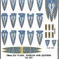 Photo of Elf Banner and Shields 1 (ELF(NS)1)