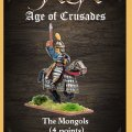 Photo of Mongols Starter Warband (4 points) (AoCSB02)