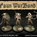 Photo of Faun Warband (WAARG001)