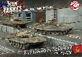Photo of T-72 Tank Company (x5) (Plastic) (TSBX01)