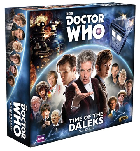 Doctor Who: Time of the Daleks