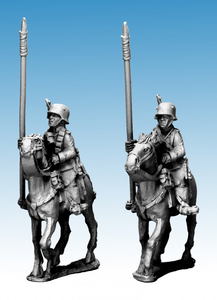 German Uhlans (1918)