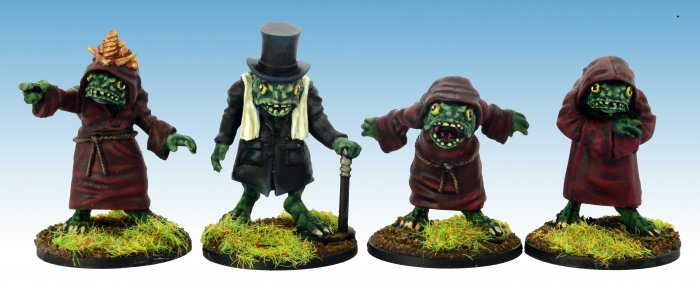 Denizens of Innsmouth.
