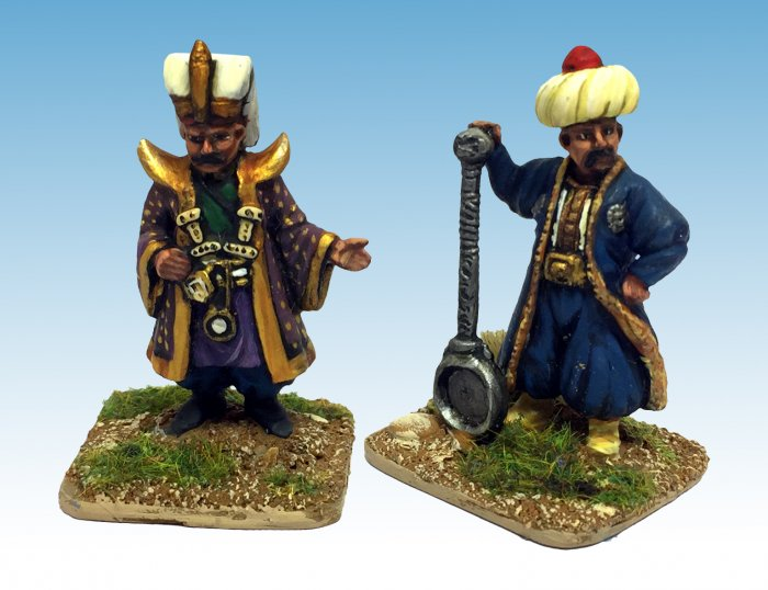 JANISSARY COMMAND PACK 1