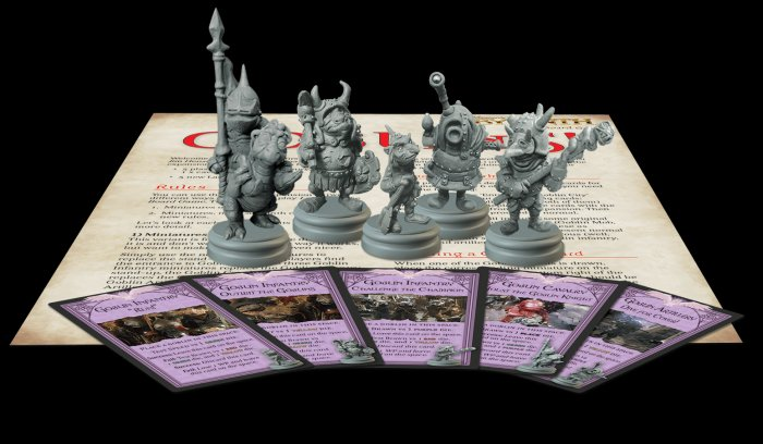 Goblins! Expansion for Jim Henson's Labyrinth