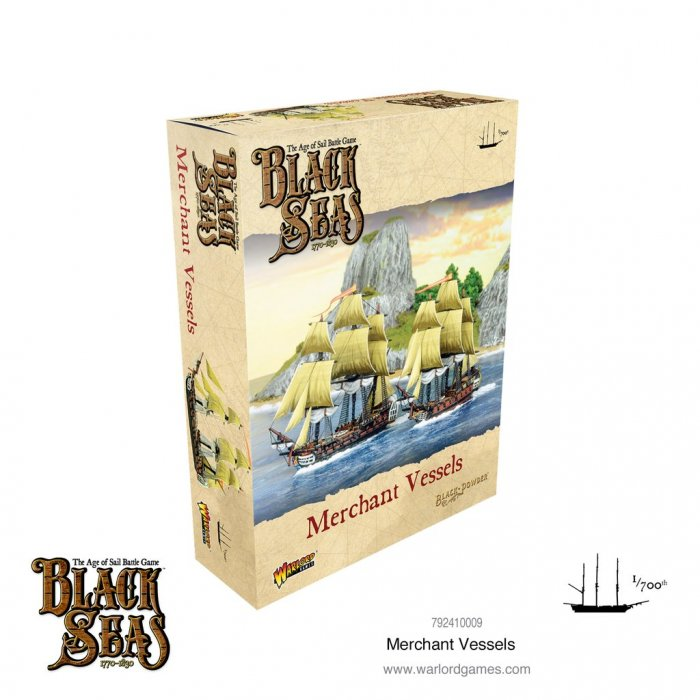 Black Seas - Merchant Vessels
